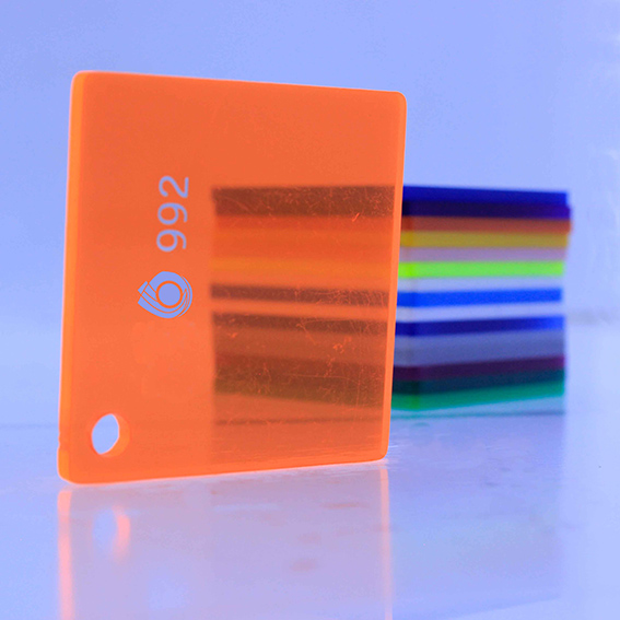 پلکسی نارنجی کد: 992